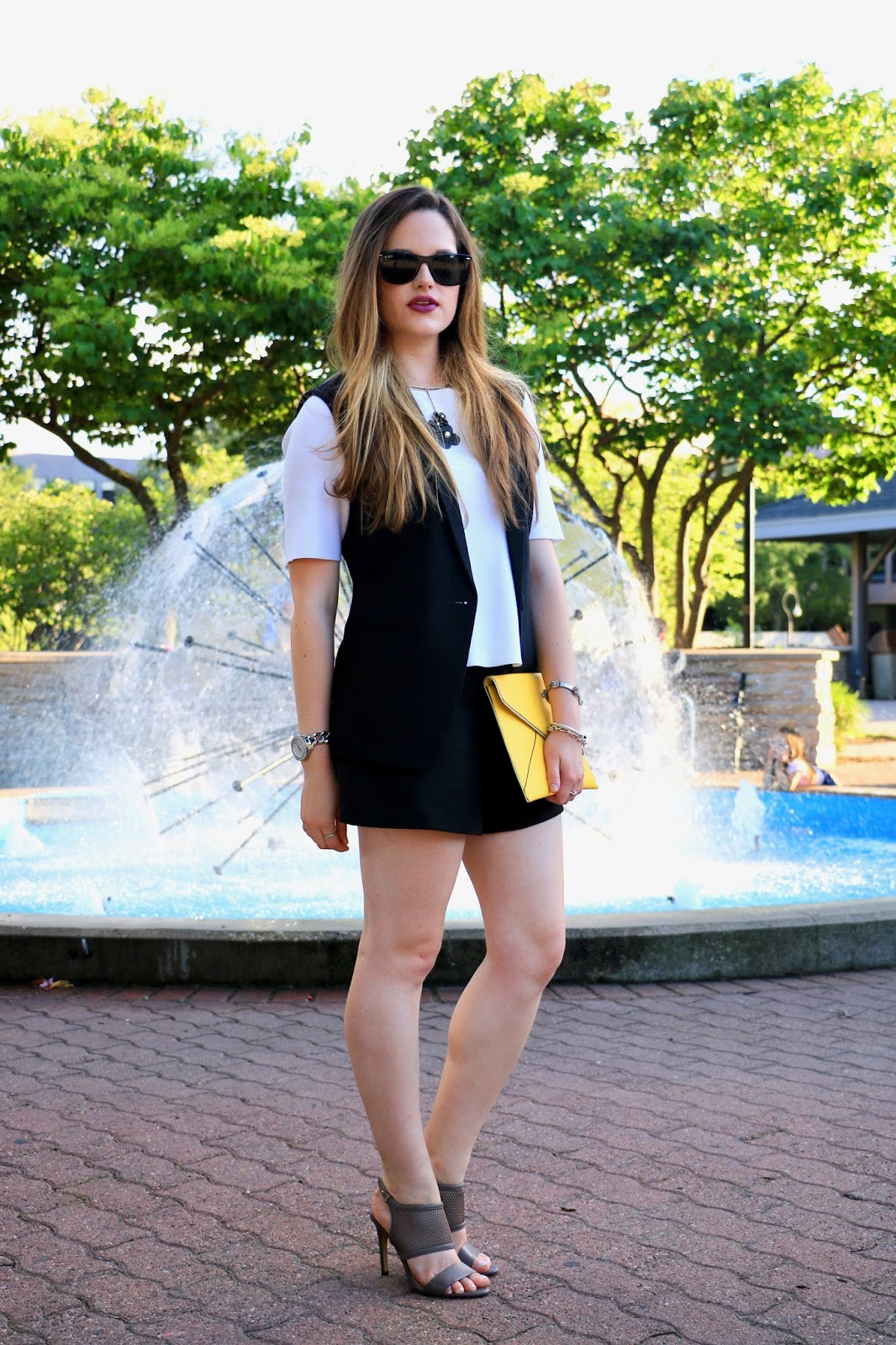NYC fashion blogger Kathleen Harper of Kat's Fashion Fix summer street style