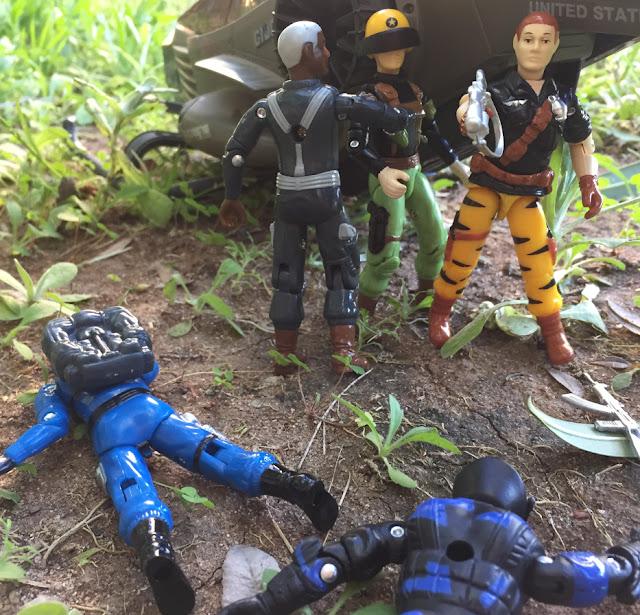 2017, Tiger Force Starduster, Mail Away, Jet Pack, JUMP, 1983, Red Laser Army, Black Major, The General, Hawk, Odin, Cobra Trooper