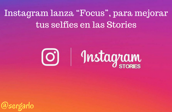 Instagram, redes sociales, social media, focus, selfies
