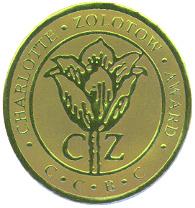 Charlotte Zolotow Award Medal