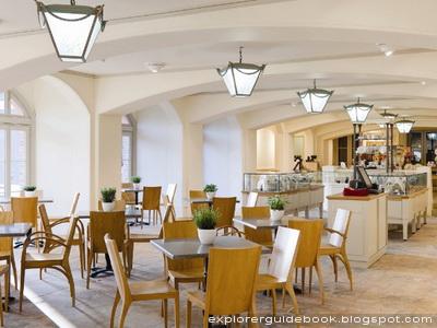 cafe istana kensington palace