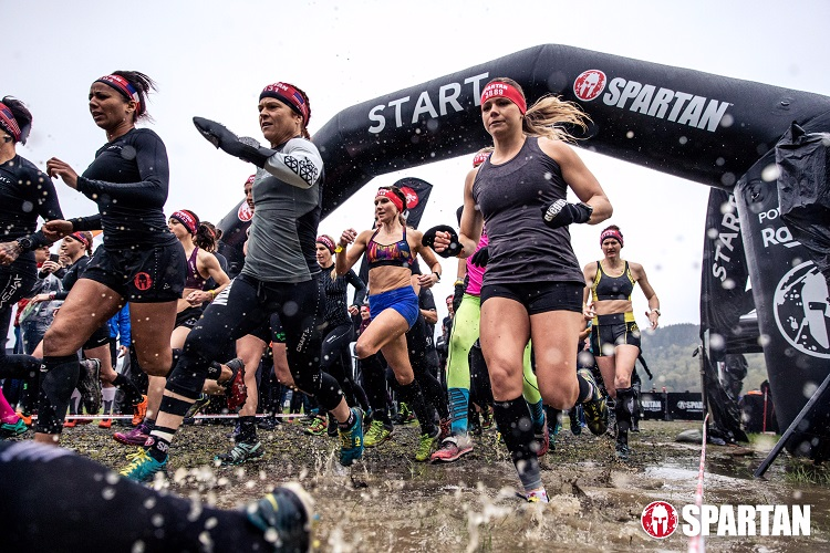 Seattle Spartan Super Race, Spartan Elite Racer, Spartan Starting Line, Spartan Photography