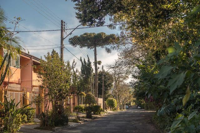 Rua Arthur Suplicy de Lacerda