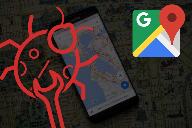 Google Maps App to Download v9.69.1 APK Update : Major Bug Fixes