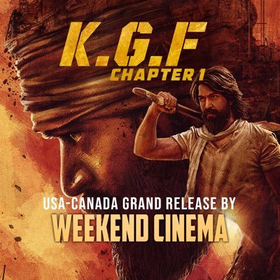 Yash, Nassar, Srinidhi Shetty's film KGF: Chapter 1 Crosses 59 Crore Mark, K.G.F Becomes Highest Grosser Of 2018