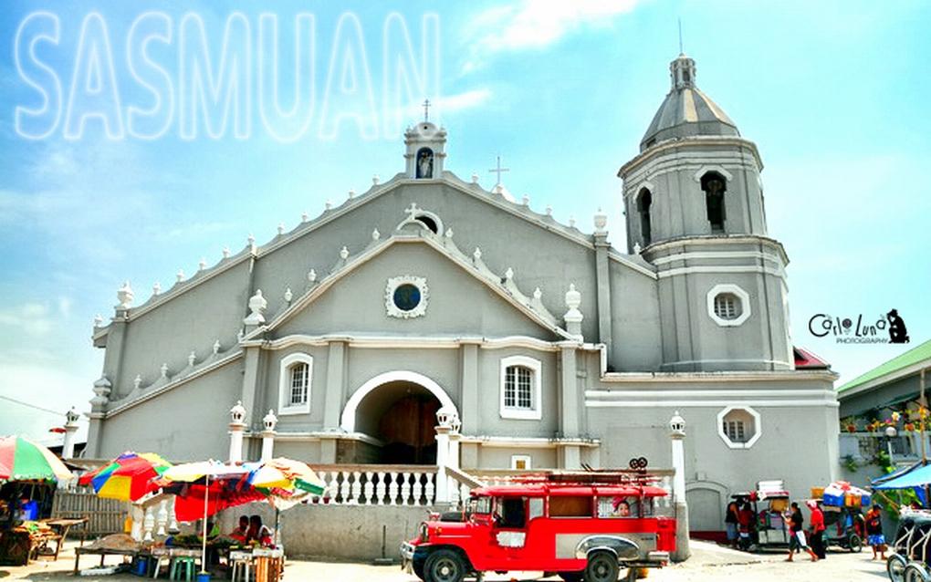 300 sixty pampanga churches sta lucia parish church