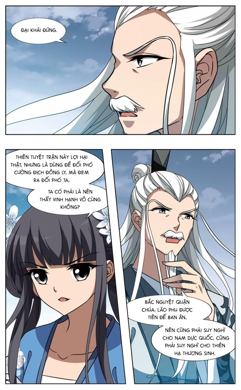 Phượng Nghịch Thiên Hạ Chap 129