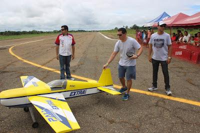 5º Encontro de Aeromodelismo movimentou o último Domingo em BACABAL
