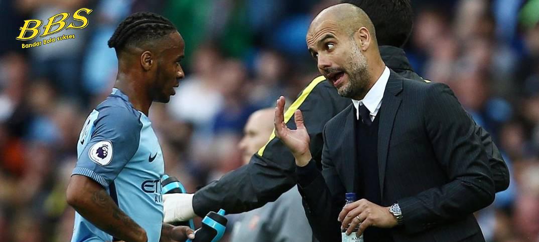 Guardiola dan Sterling