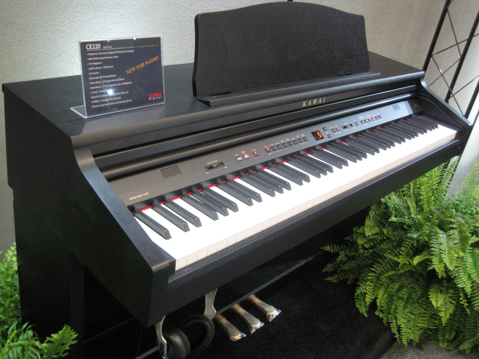 Digital Piano Kawai Or Yamaha : az piano reviews review kawai ce220 digital piano recommended ~ Hamham.info Haus und Dekorationen