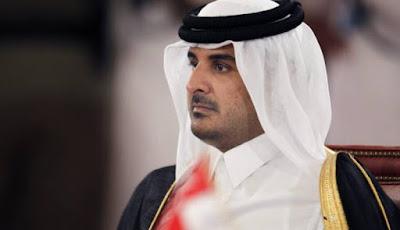 الأمير القطري تميم بن حمد آل ثاني