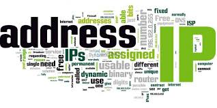 What is the full meaning of IP address and the usefulness