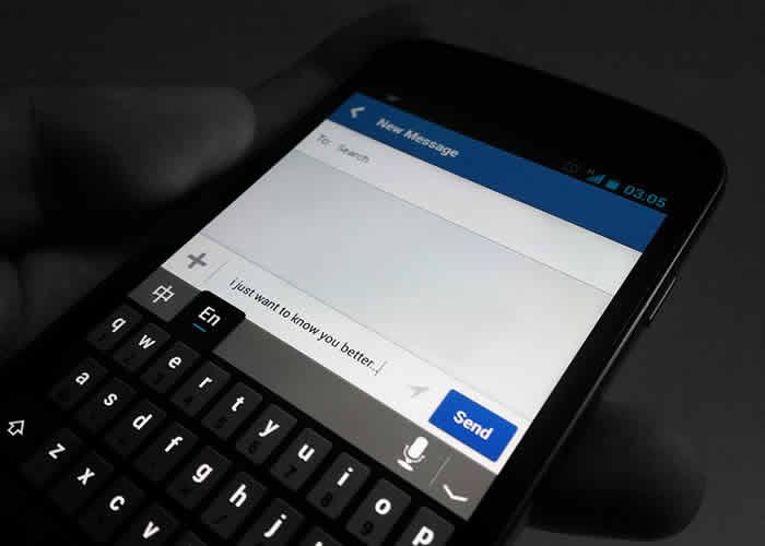 Lista de aplicativos de mensagens anônimas