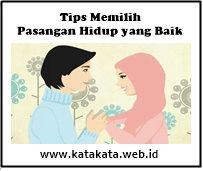 Tips Memilih Pasangan yang Tepat Sebelum Menikah 17 Tips Memilih Pasangan Hidup yang Baik