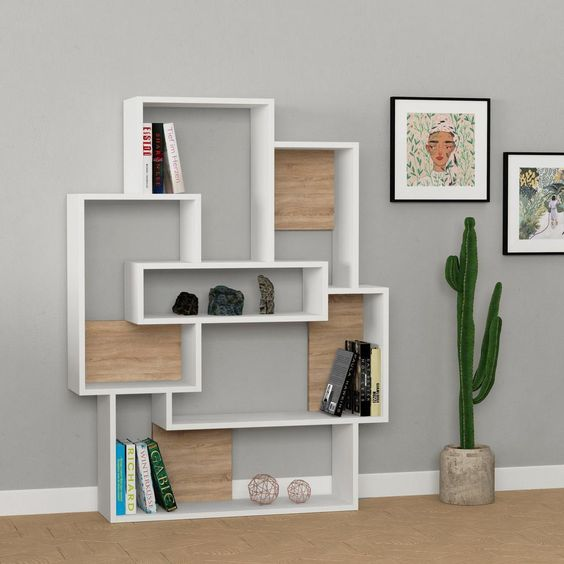 50 Brilliant Living Room Decor Ideas In 2019: Top 50 Wooden Wall Shelves Designs For Modern Living Room