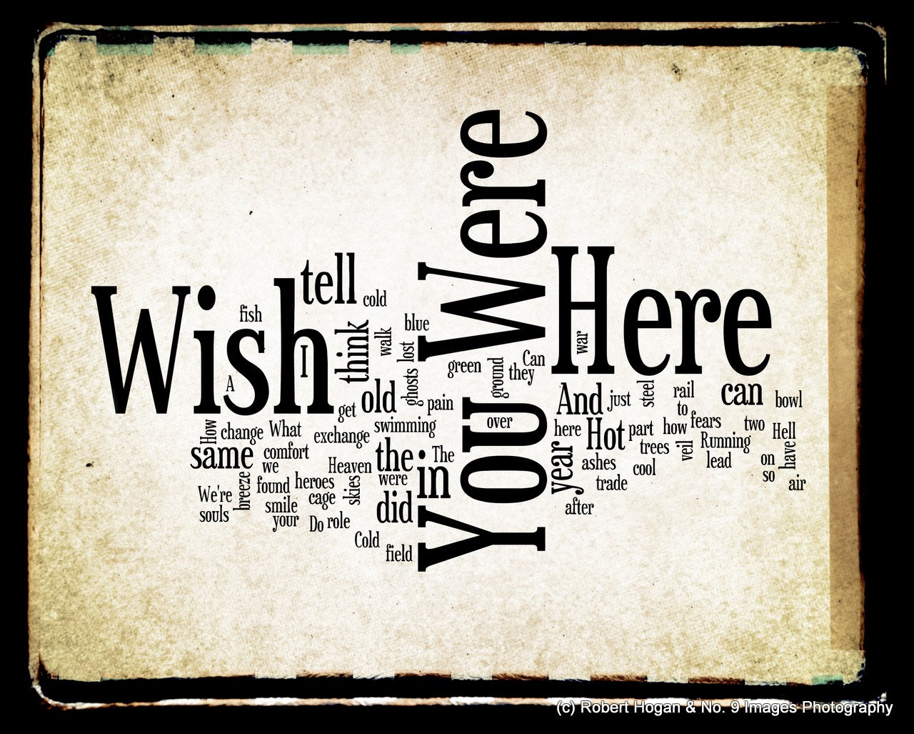 Weekend Song: Wish You Were Here