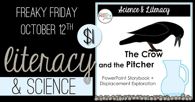 The Crow and the Pitcher - Freaky Friday Deal