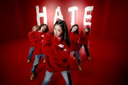 Lyrics and Video 4Minute – Hate (싫어) | Romanization, English & Terjemahan