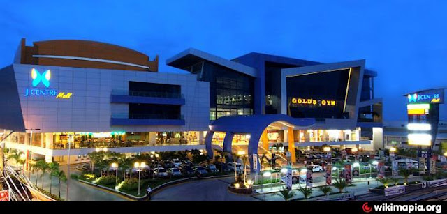 JCentre Mall in A.S. Fortuna St, Mandaue City Cebu Philippines