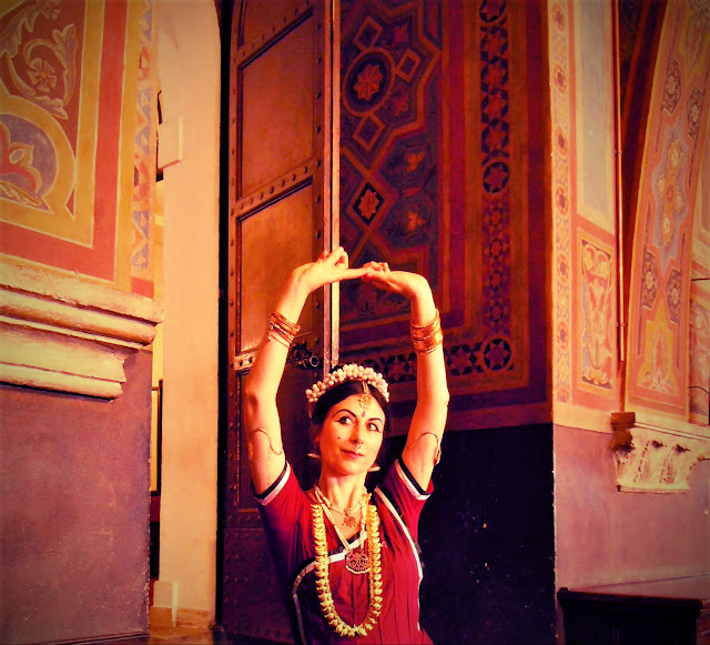 Odissi Orissa Shakta Tantra danza Yogini