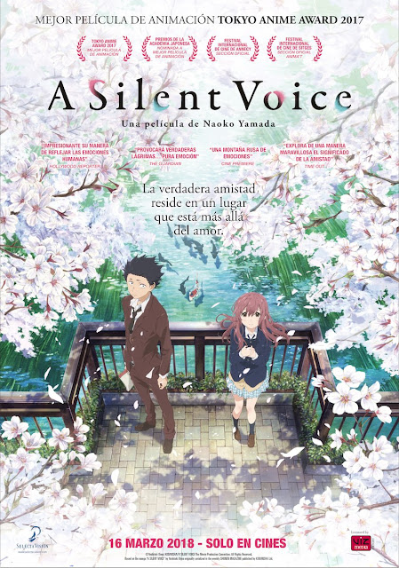 """A Silent Voice"" (Koe no Katachi 聲の形)."