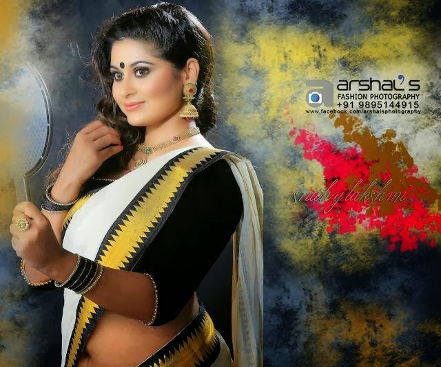 Indian Hot Actress: Sruthi Lakshmi Hot Side View Photos