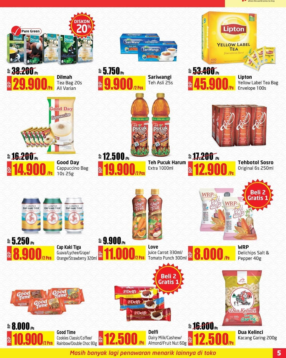 #LuluStore - #Promo Katalog Happy Chinese New Year Periode 24 Jan - 06 Feb 2019