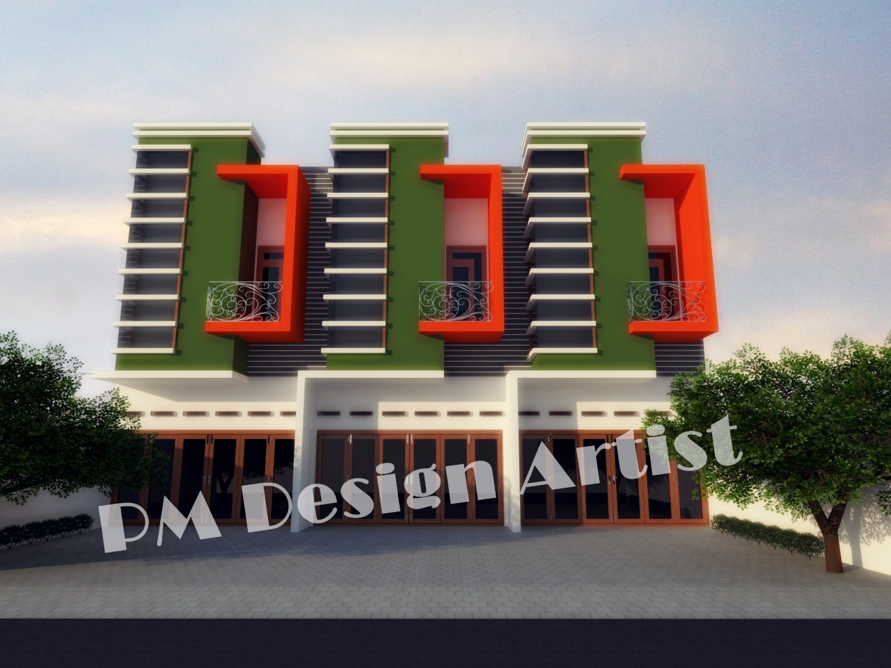 25 Model Desain Toko Minimalis Modern Terbaru 2017 Model Desain