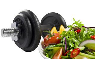 La dieta personalizada de una nutrición deportiva