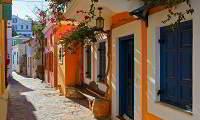 Χάλκη, πολύχρωμο στολίδι στα Δωδεκάνησα (φωτο)