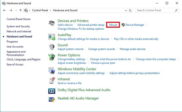 Cara Mematikan TouchPad Laptop saat Mouse Terpasang 3