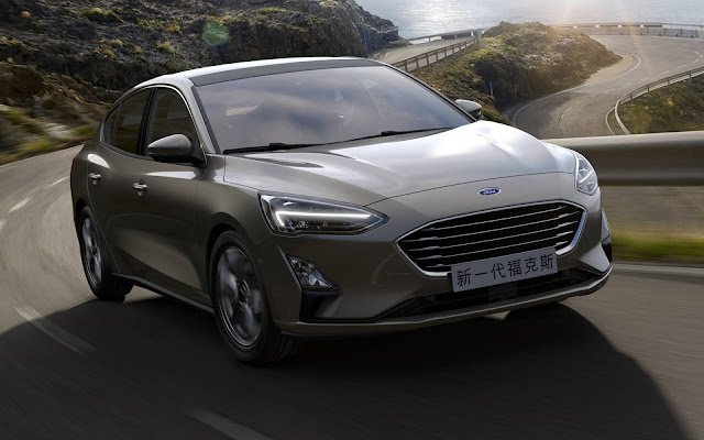 Novo Ford Focus Sedan 2019