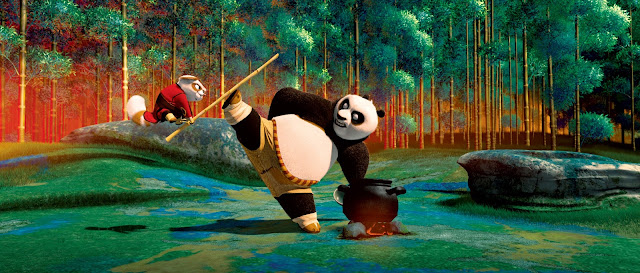 Dreamworks Animations Kung Fu Panda