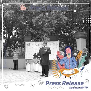 Press Release: Penyambutan Wisudawan