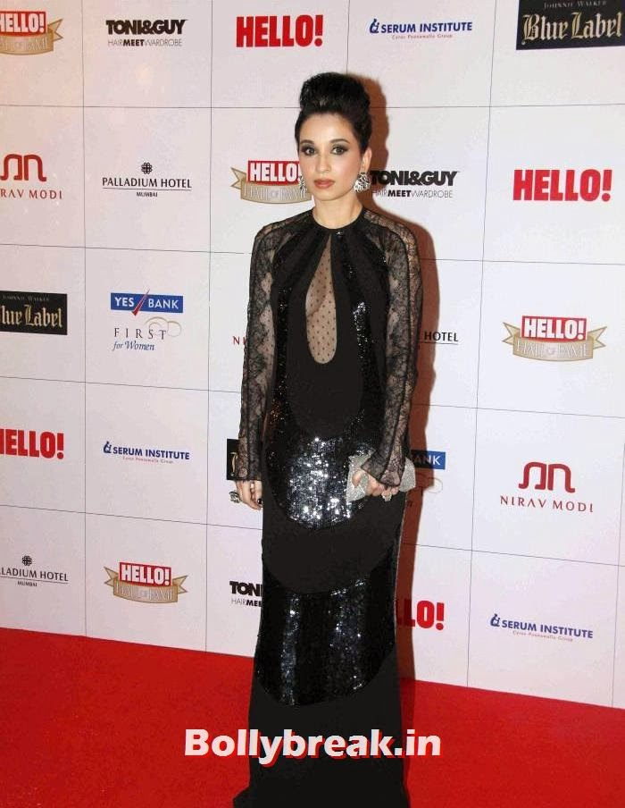 Sheetal Mafatlal, Hello Awards 2013 Pics