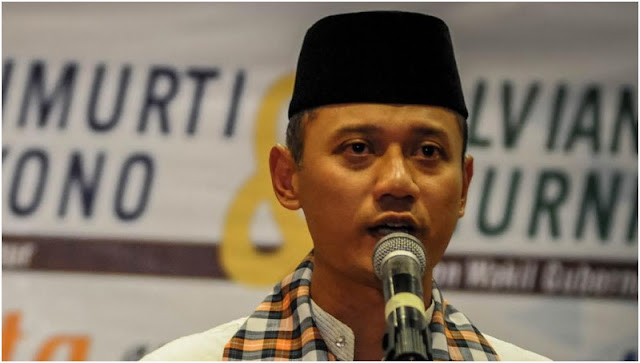 Agus Yudhoyono: Saya Juga Punya Pengalaman