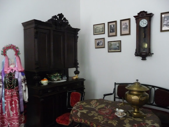 Батурин. Музей «Будинок Генерального судді Левобережної України». Інтер'єри