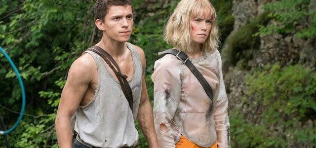 Chaos Walking: Filme estrelado por Tom Holland ganha data de estréia