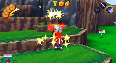 Download Ape Escape - On The Loose CSO ISO PSP PPSSP