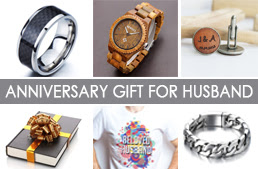 personalized anniversary gifts for husband