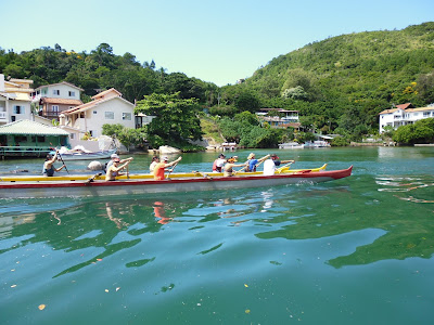 Canal de Barra de Lagoa, Brasil, Florianopolis, Playas de Florianopolis, Paseo en Barco por Barra de Lagoa,