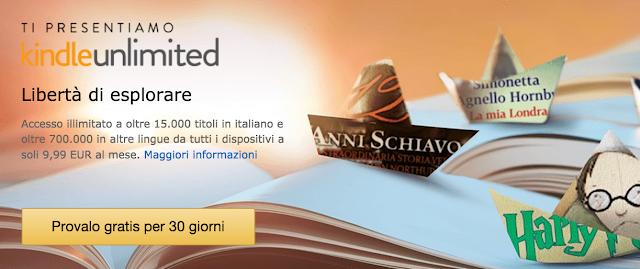 73e8c0e2b3af65 Gli Alberi Da Libri: Kindle Unlimited Si o Kindle Unlimited No?
