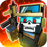 Download CUBE Z (Pixel Zombies) Android Game