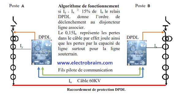 La protection différentielle DPDL