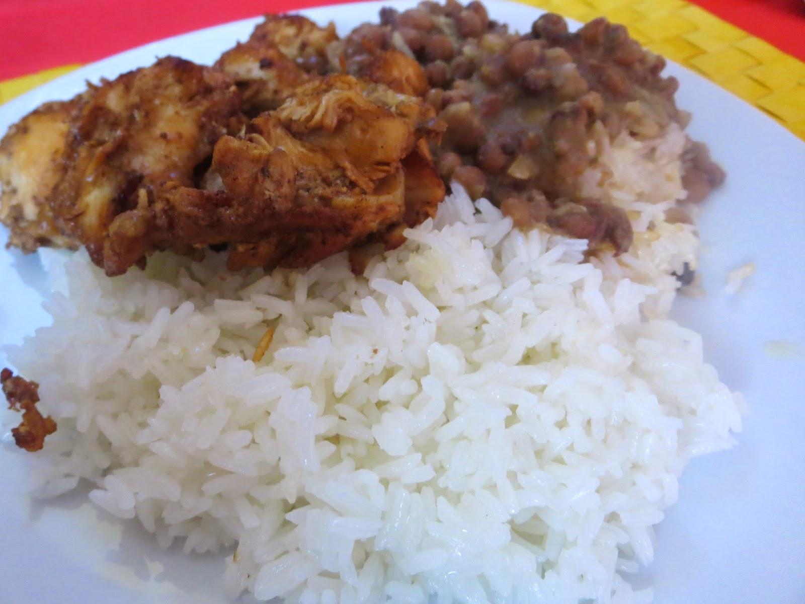 Cocina casera rep blica dominicana cocinar r pido y for Cocinar 2 tazas de arroz