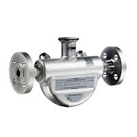 Sanitary Coriolis flow sensor