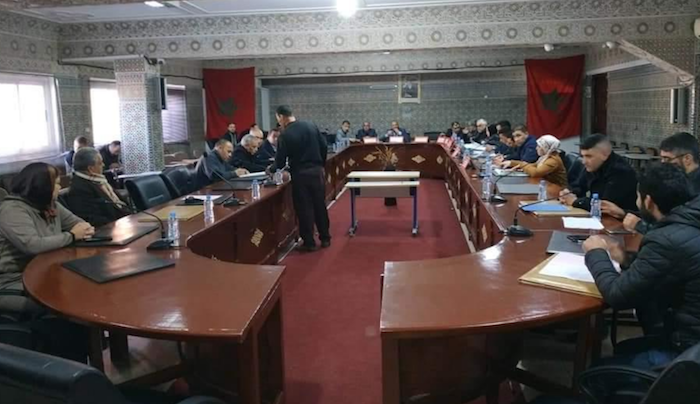 المجلس الجماعي لبركان يصادق بالأغلبية المطلقة على تعديل ميزانية 2018