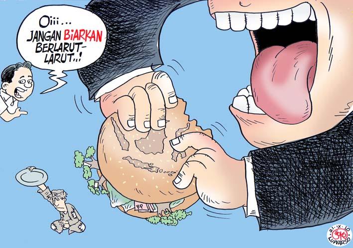Korupsi di Bangsa ini Dimulai dari Mahasiswa (?)
