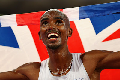 Mo Farah is voted Sports Personality of the Year in 2017, after the sixth time of being shortlisted for the award