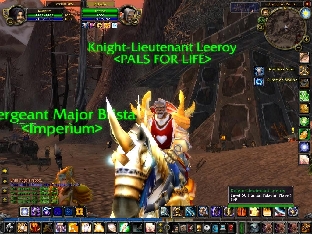 Master Of World Of Warcraft The Leeroy Jenkins Video Was